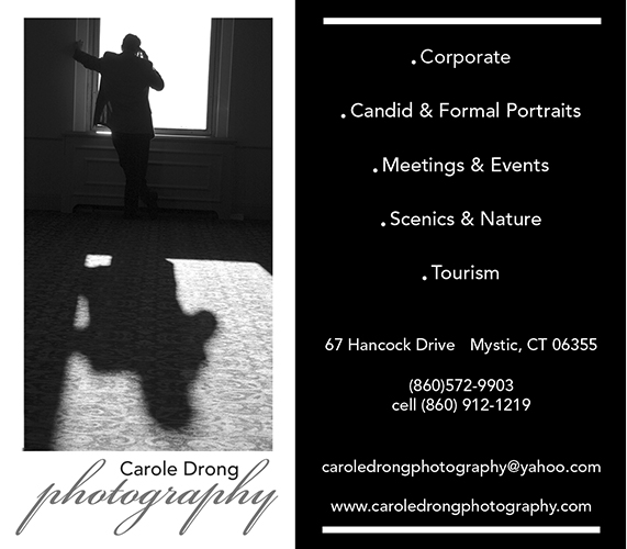 Carole Drong Photography and Design: Image and Graphic Design